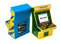 Classic retro mini arcade nostalgic
