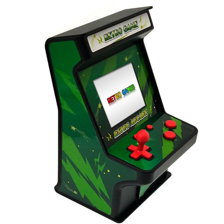 Classic retro mini arcade nostalgic children's game console built-in 256 2