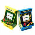 Classic retro mini arcade nostalgic children's game console built-in 256 4
