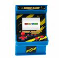 Classic retro mini arcade nostalgic children's game console built-in 256 8