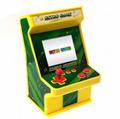 Classic retro mini arcade nostalgic children's game console built-in 256 10