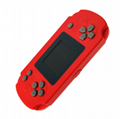 Leather pattern retro game mini handheld classic nostalgic mini game console 268