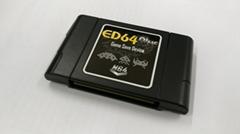 新版ED64烧录卡 N64烧录卡 N64烧录卡加强版美日港欧