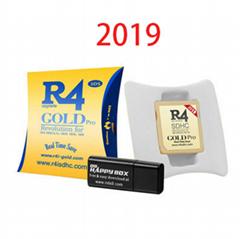 全新 2019版 R4i新金卡NDS烧录卡 黄金3DS ND