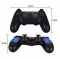 PS4 wireless Bluetooth handle dual vibration program stable