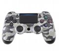 爆款PS4無線藍牙手柄雙震動方案穩定PS4遊戲手柄帶軸觸屏 9