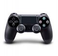 爆款PS4無線藍牙手柄雙震動方案穩定PS4遊戲手柄帶軸觸屏 10