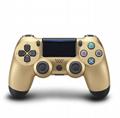 爆款PS4無線藍牙手柄雙震動方案穩定PS4遊戲手柄帶軸觸屏 11