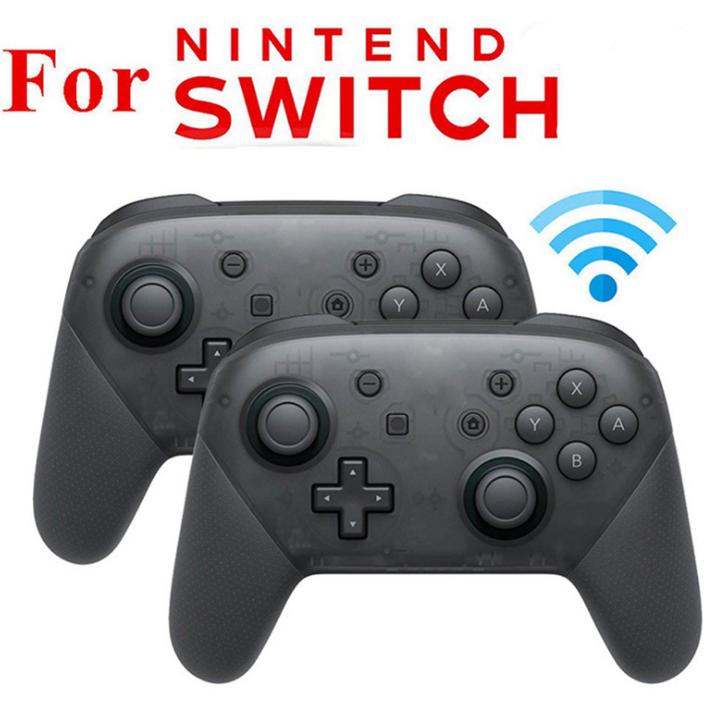 Switch PRO無線藍牙遊戲任天堂系列手柄帶截屏震動功能工廠直銷 1
