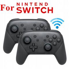 Switch PRO無線藍牙遊戲任天堂系列手柄帶截屏震動功能