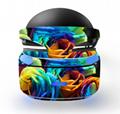 PS4 VR pvc sticker film color paste skin personalized custom protection sticker
