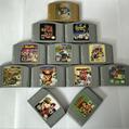 N64遊戲卡全系列現貨任天堂遊戲出品工廠直供量大 1