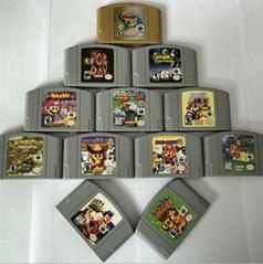 N64游戏卡全系列现货任天堂游戏出品工厂直供量大