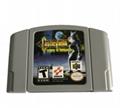 N64遊戲卡全系列現貨任天堂遊戲出品工廠直供量大 14