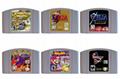 N64遊戲卡全系列現貨任天堂遊戲出品工廠直供量大 3
