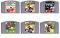 N64遊戲卡全系列現貨任天堂遊戲出品工廠直供量大 17