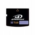1G 2G XD卡 2GB 老