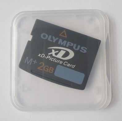 1G 2G XD卡 2GB 老式數碼相機內存卡 高速M+ 3