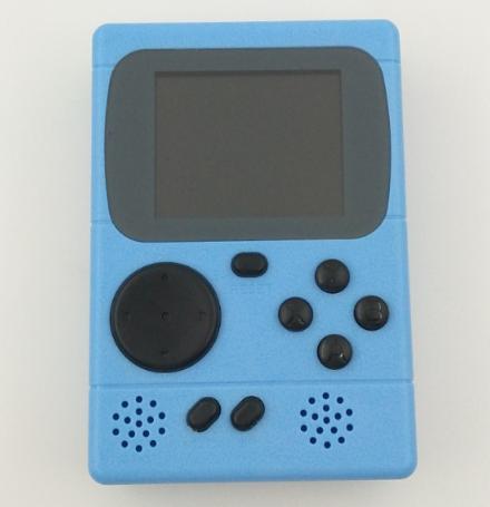 厂家新款迷你游戏机NES怀旧游戏机GBA大屏掌上PSP掌机168款游戏 9