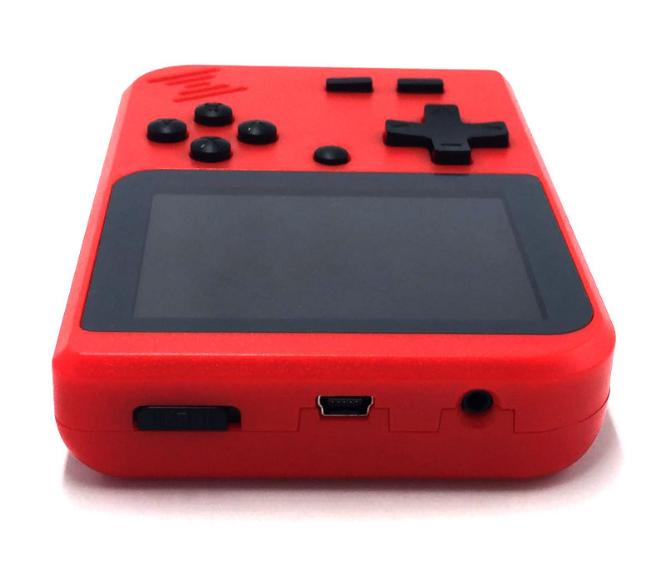 厂家新款迷你游戏机NES怀旧游戏机GBA大屏掌上PSP掌机168款游戏 15