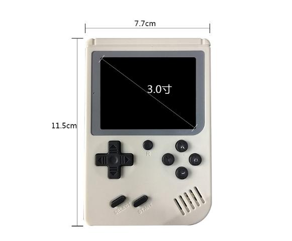 廠家新款迷你遊戲機NES懷舊遊戲機GBA大屏掌上PSP掌機168款遊戲 16