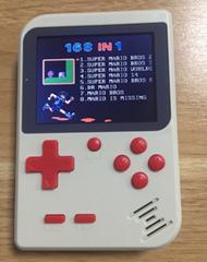 厂家新款迷你游戏机NES怀旧游戏机GBA大屏掌上PSP掌机168款游戏