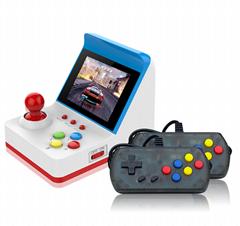 新款怀旧双人对打Retro Arcade模拟街机 外贸款4.3寸3000款游戏
