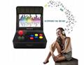 新款怀旧双人对打Retro Arcade模拟街机 外贸款4.3寸3000款游戏 4