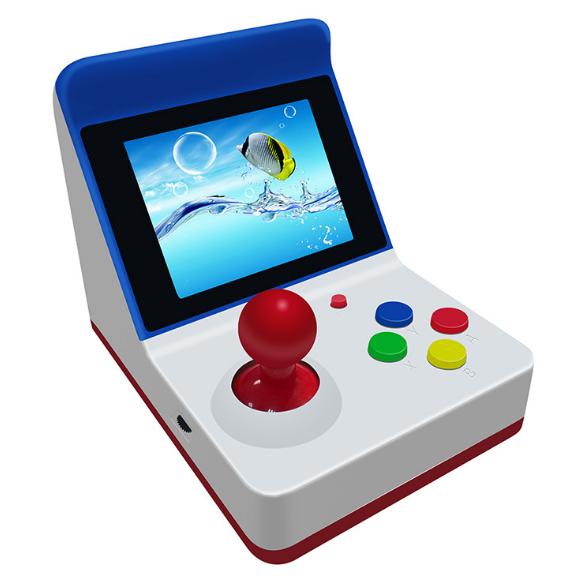 新款怀旧双人对打Retro Arcade模拟街机 外贸款4.3寸3000款游戏 5
