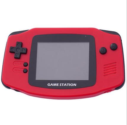 新款经典迷你GB内置300款FC红白机游戏掌机支持双打手柄 4