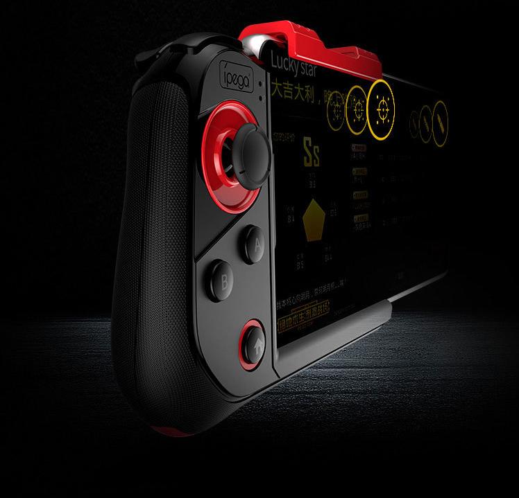 PG-9121紅蜘蛛單手無線藍牙遊戲手柄吃雞遊戲IOS安卓即連即玩手柄 12