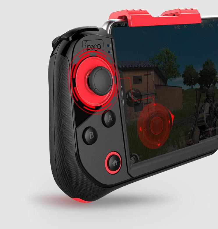 PG-9121紅蜘蛛單手無線藍牙遊戲手柄吃雞遊戲IOS安卓即連即玩手柄 17