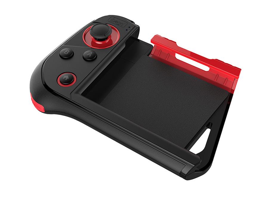 PG-9121紅蜘蛛單手無線藍牙遊戲手柄吃雞遊戲IOS安卓即連即玩手柄 20