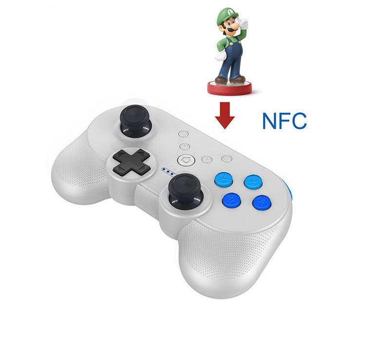 switch迷你无线手柄 NS蓝牙手柄控制器 带NFC蓝牙 5