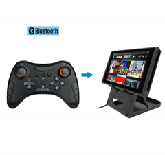 Switch mini wireless controller NS Bluetooth controller with NFC Bluetooth