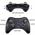 Switch mini wireless controller NS Bluetooth controller with NFC Bluetooth 3