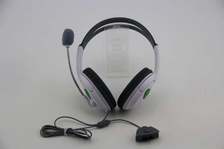 XBOX360雙邊大耳機 XBOX360耳麥 XBOX360耳機 XBOX360雙邊大耳機 1