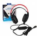 XBOX360雙邊大耳機 XBOX360耳麥 XBOX360耳機 XBOX360雙邊大耳機 13