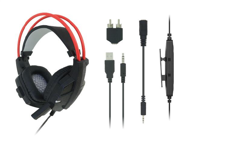 XBOX360雙邊大耳機 XBOX360耳麥 XBOX360耳機 XBOX360雙邊大耳機 14
