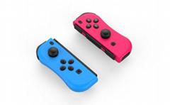 Nintendo switch joy-con wireless game controller NS around eating chicken