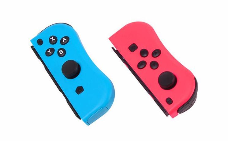 任天堂switch joy-con無線遊戲手柄NS左右藍牙吃雞switch手柄握把 7