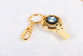 new U disk car industry gift U disk Promotional key chain car standard 8GU disk