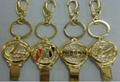廠家直銷 高檔珠寶U盤 汽車行業禮品U盤 促銷鑰匙扣車標8GU盤 5