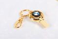 廠家直銷 高檔珠寶U盤 汽車行業禮品U盤 促銷鑰匙扣車標8GU盤 14