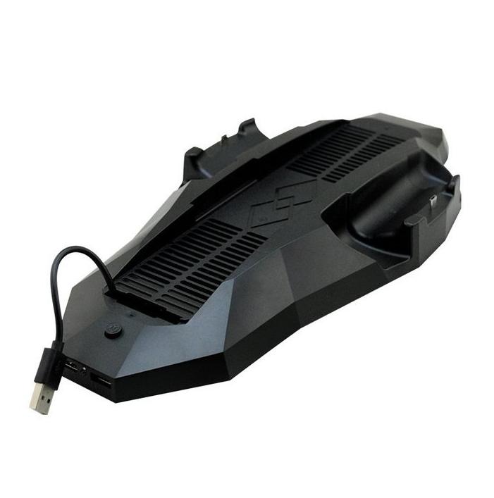 PS4手柄雙座充 ps4手柄七彩雙充支架 無線遊戲手柄座充電底座 18