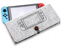 New Nintendo switch portable hand felt