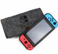 新款任天堂switch便携手拿毛毡软包switch主机保护包switch收纳包 9