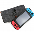 New Nintendo switch portable hand felt soft pack switch host protection package