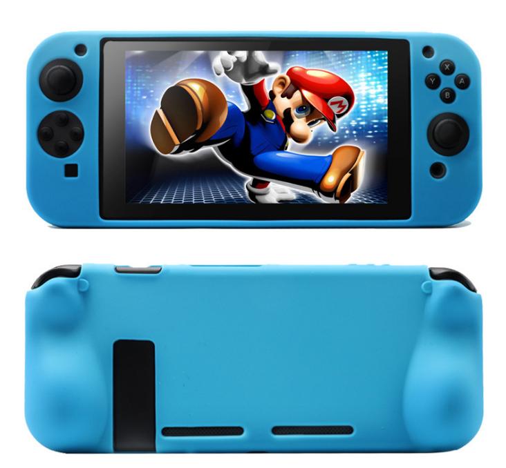 新款任天堂switch便携手拿毛毡软包switch主机保护包switch收纳包 14