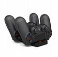 DOBE TNS-1729 Nintendo switch 充電手把 一對 黑色 9